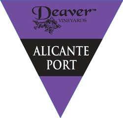 Alicante Bouschet Port