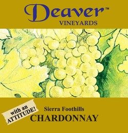 2017 Chardonnay with an Attitude