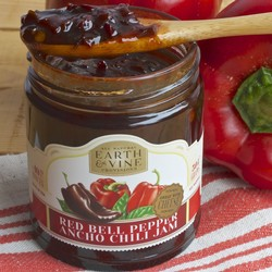 Red Bell Pepper & Ancho Chili Jam